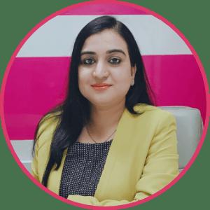 Nivedita Rai - head counsellor at gunjan ivf world